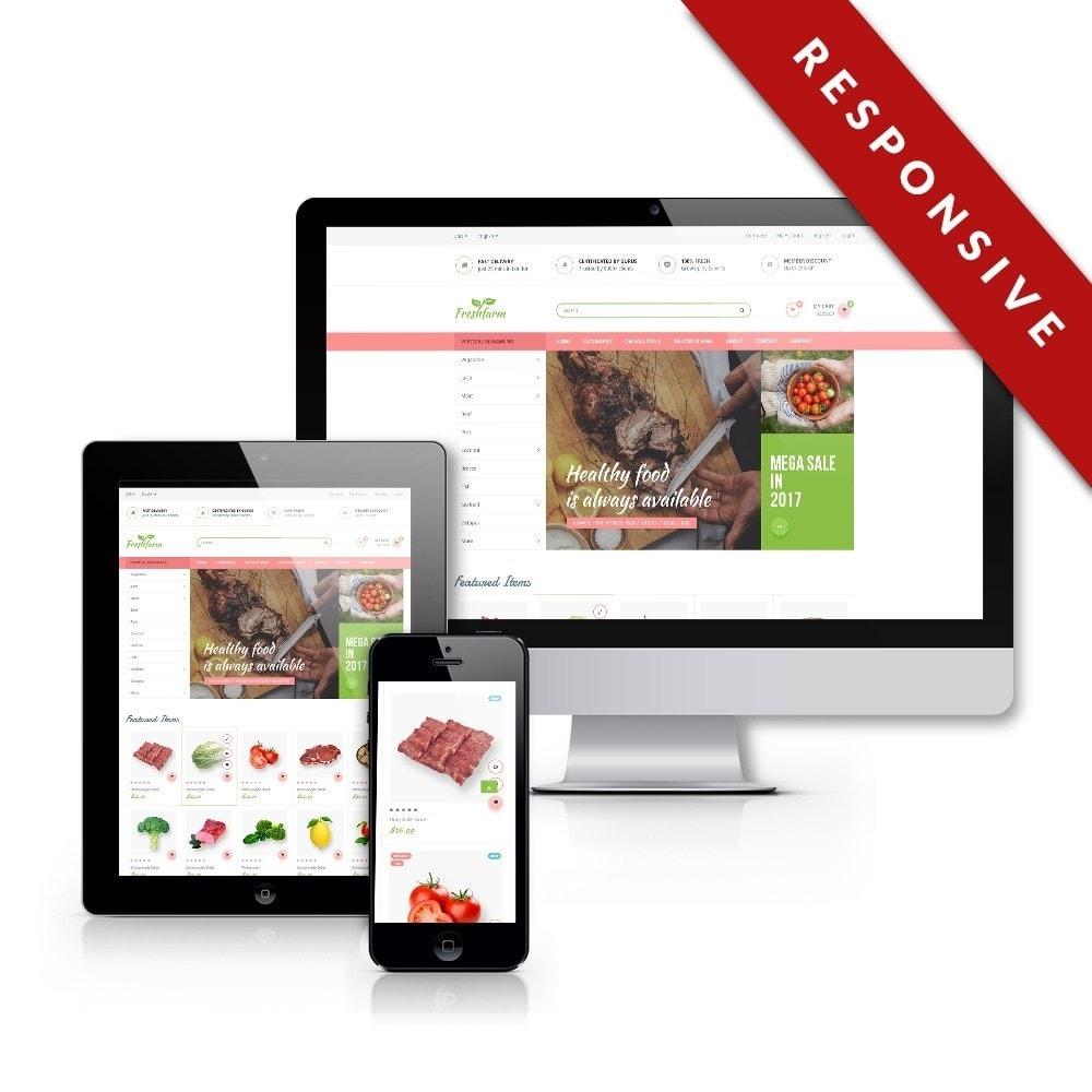 theme - Alimentos & Restaurantes - Leo Fresh Farm - 9
