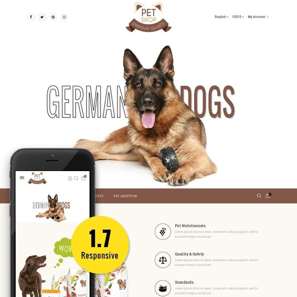 theme - Dieren - Pet Store - 1