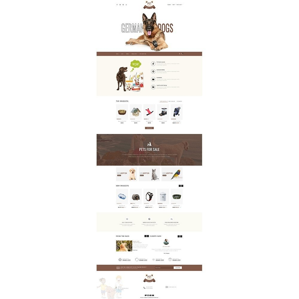 theme - Dieren - Pet Store - 2
