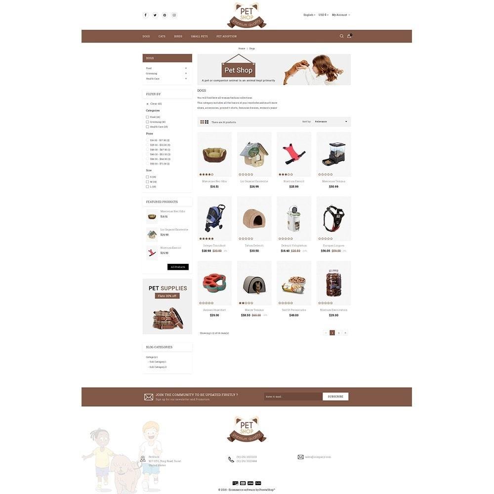 theme - Dieren - Pet Store - 3