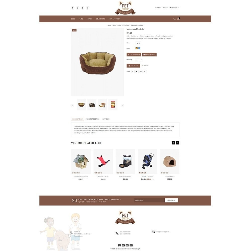 theme - Dieren - Pet Store - 5
