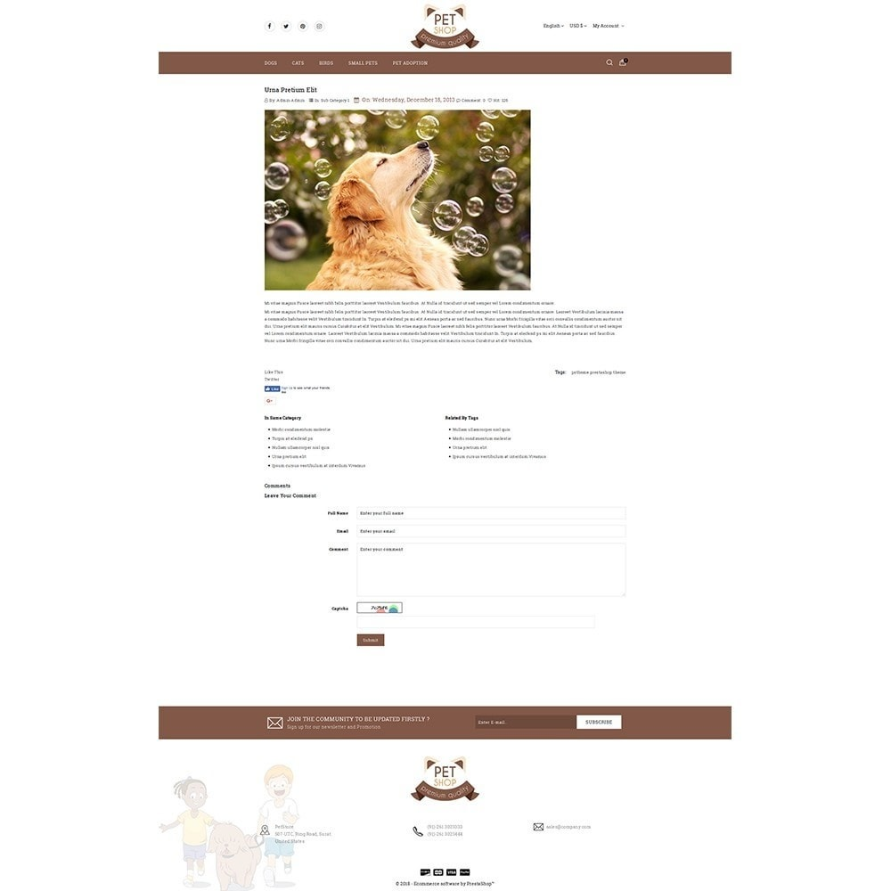 theme - Dieren - Pet Store - 6