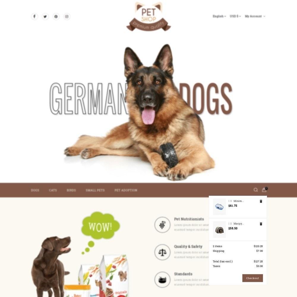 theme - Dieren - Pet Store - 8