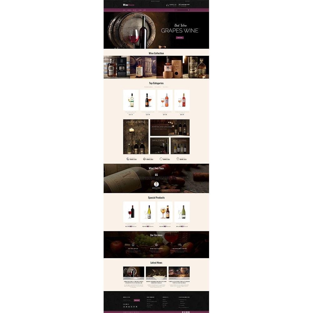 theme - Napoje & Wyroby tytoniowe - WineHouse store - 2