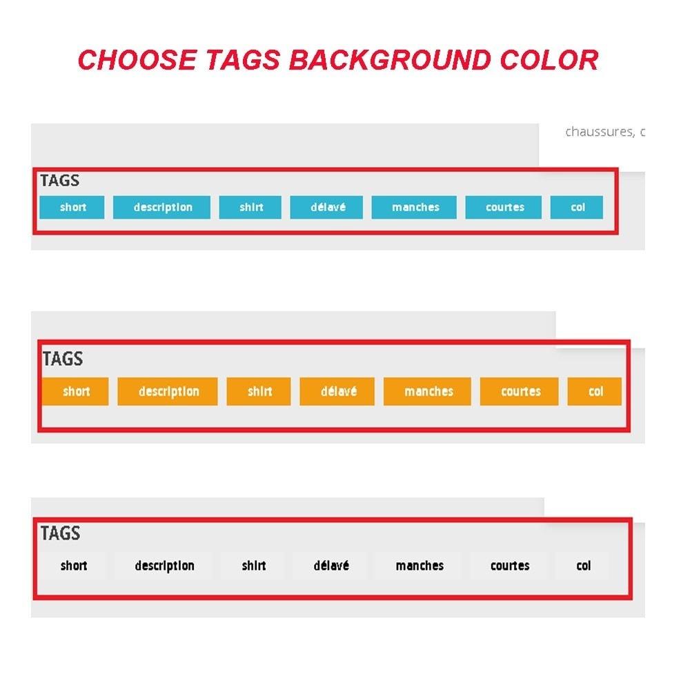 module - Естественная поисковая оптимизация - SEO - Product Tags - 6
