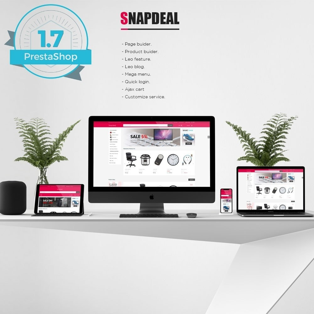 theme - Elektronica & High Tech - At Snapdeal - 1