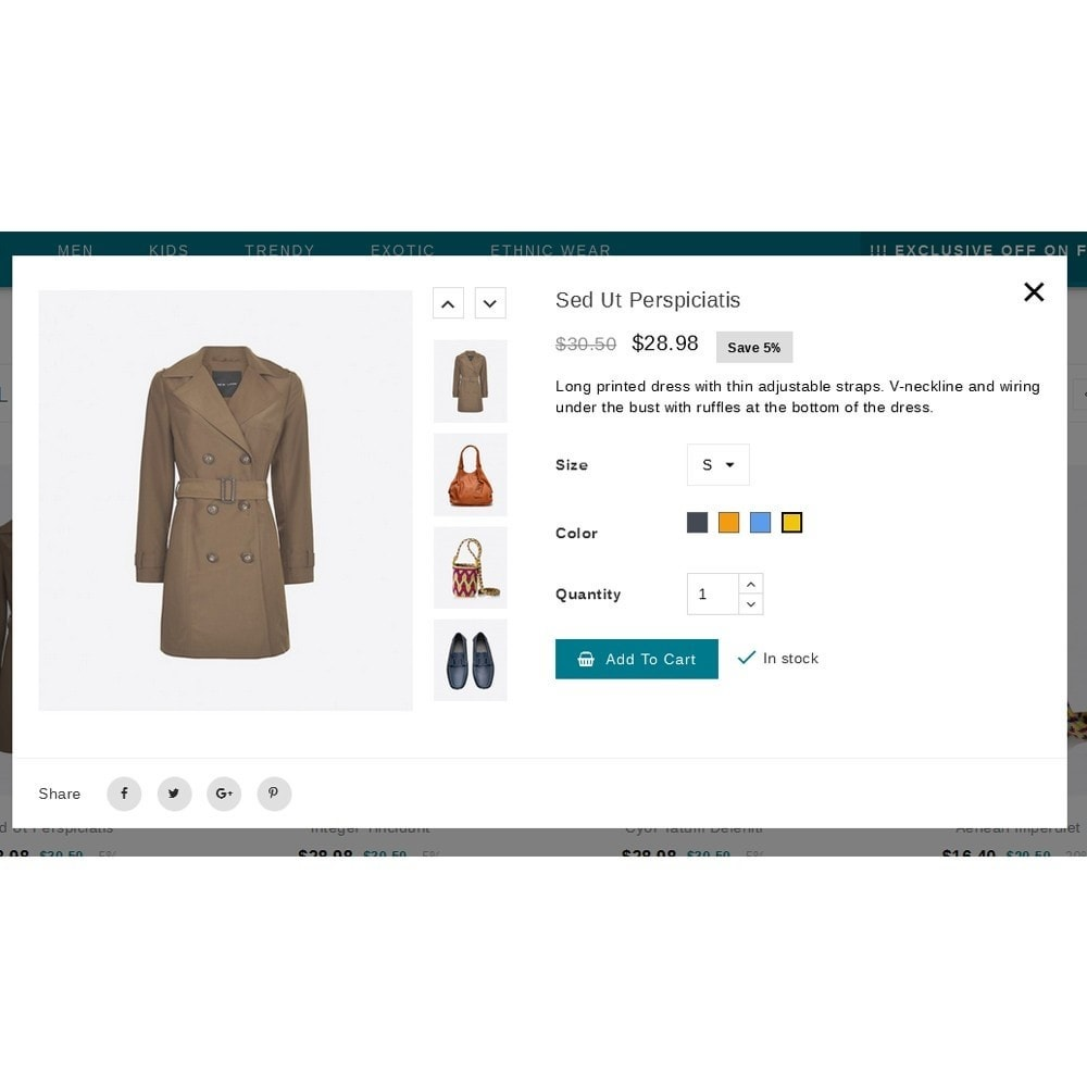 theme - Moda & Obuwie - Leboutique Store - 7