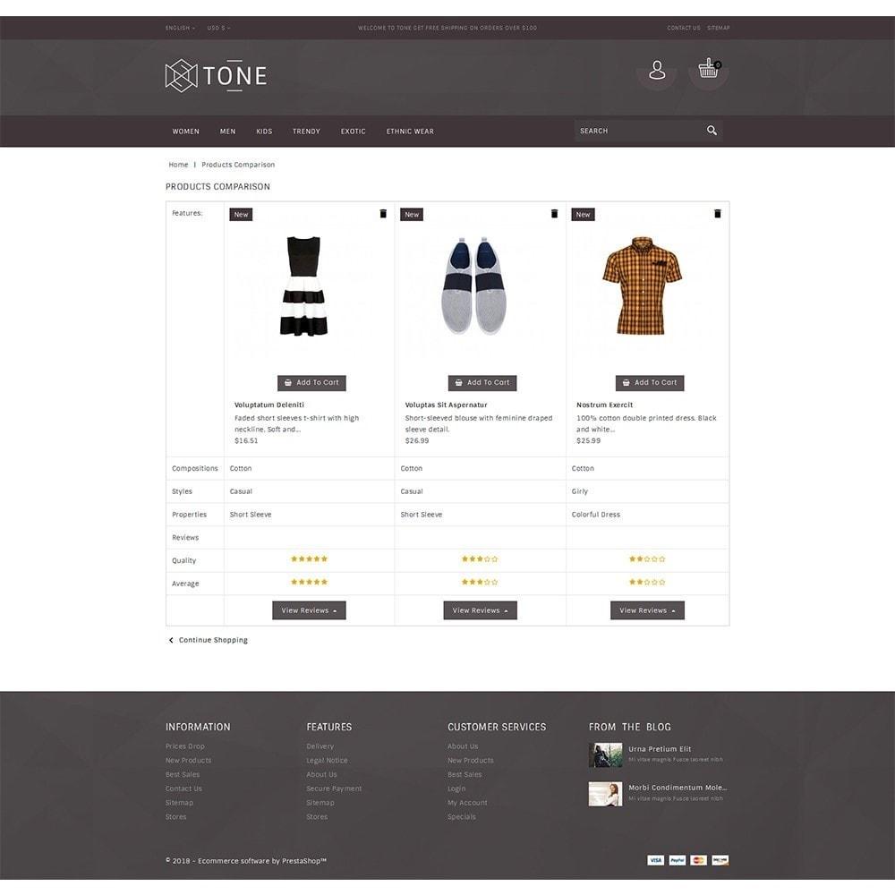 theme - Fashion & Shoes - Tone Fashion Store - 9