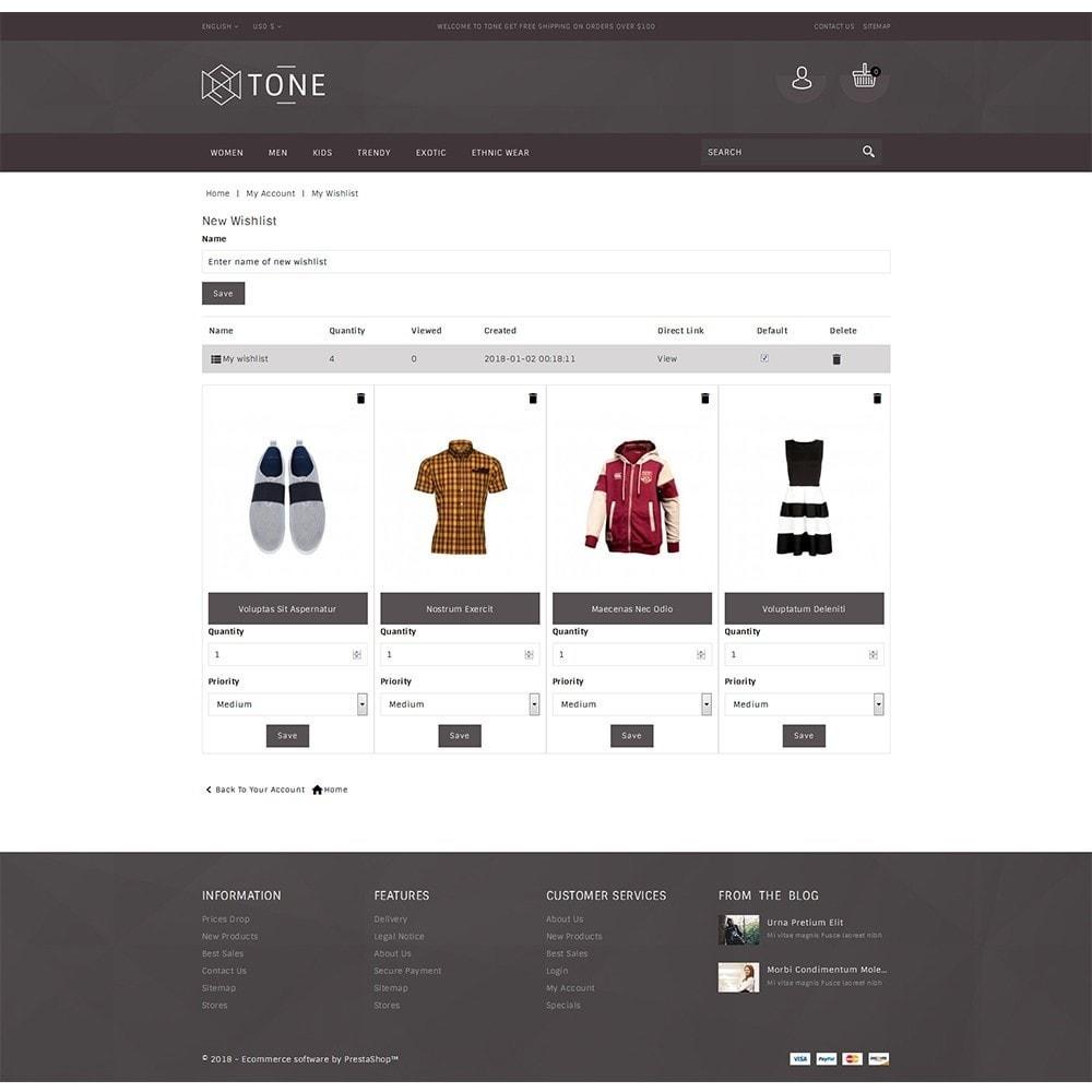 theme - Fashion & Shoes - Tone Fashion Store - 10