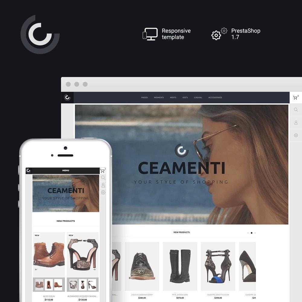 theme - Mode & Schoenen - Ceamenti - 1