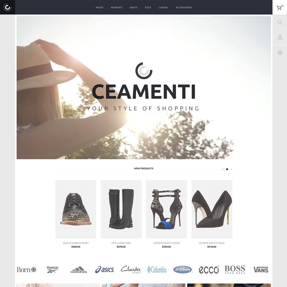 theme - Mode & Schoenen - Ceamenti - 2