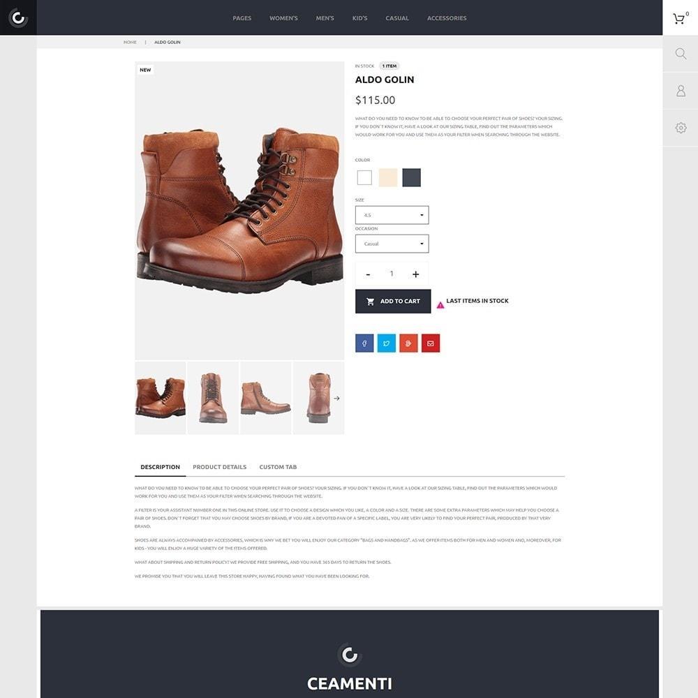 theme - Mode & Schuhe - Ceamenti - 4