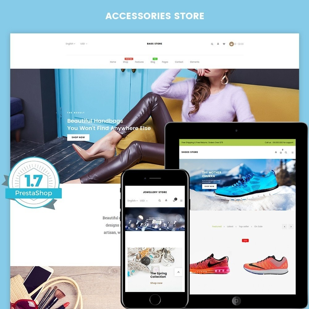 theme - Mode & Chaussures - Accessories II - 1