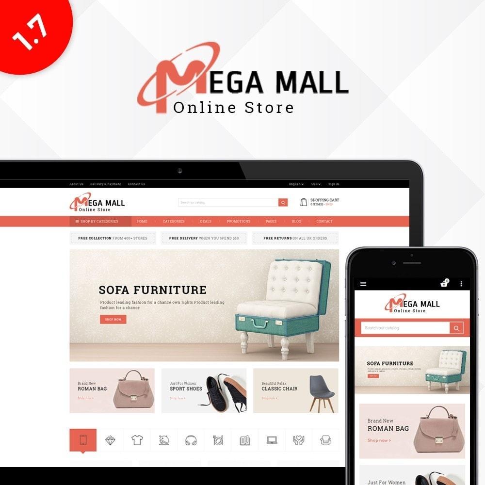 theme - Dom & Ogród - Megamall Store - 1