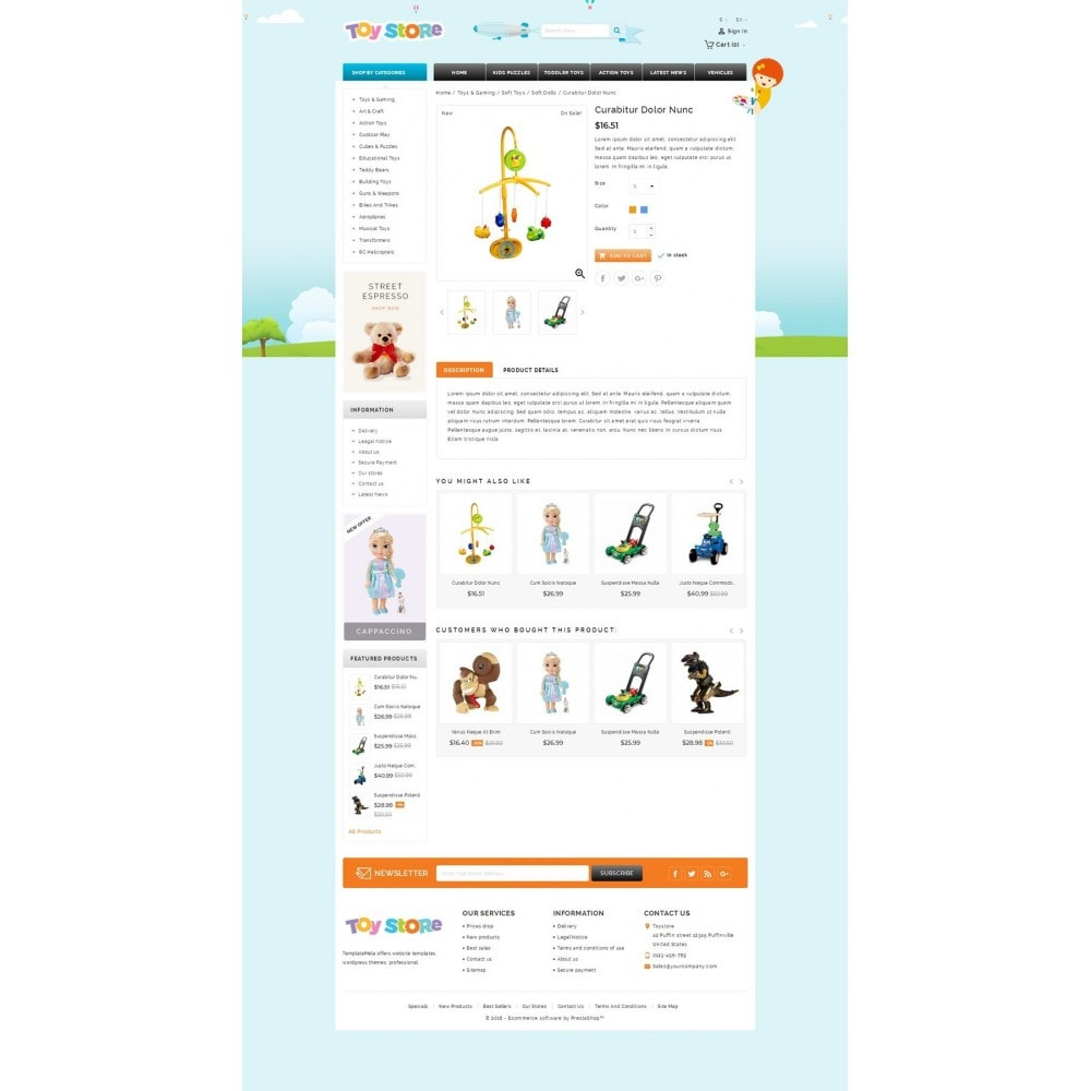 theme - Kids & Toys - Kids & Toys Shop - 4