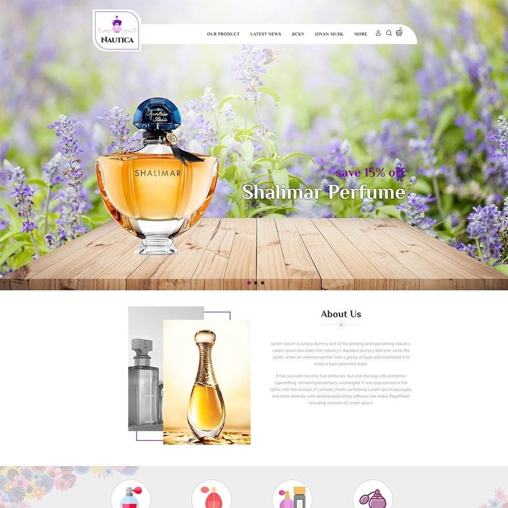 theme - Salud y Belleza - Nautica Perfume Store - 2