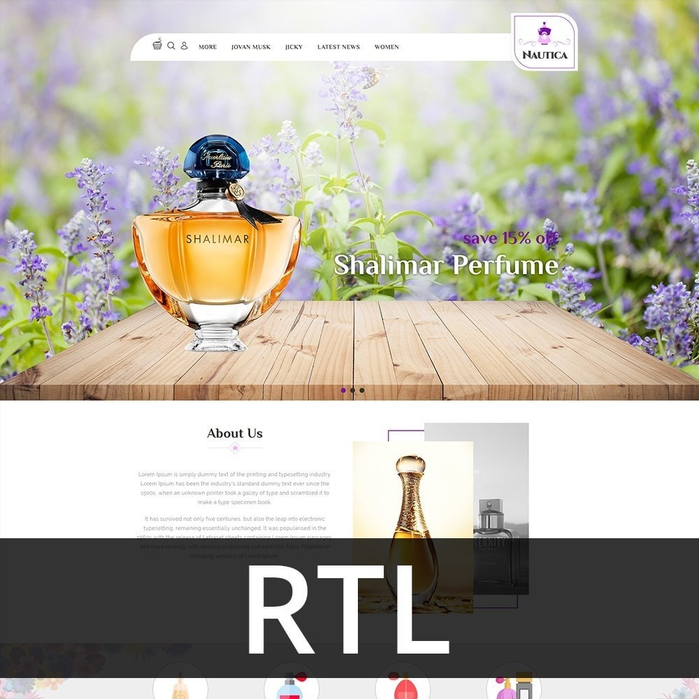 theme - Salud y Belleza - Nautica Perfume Store - 3