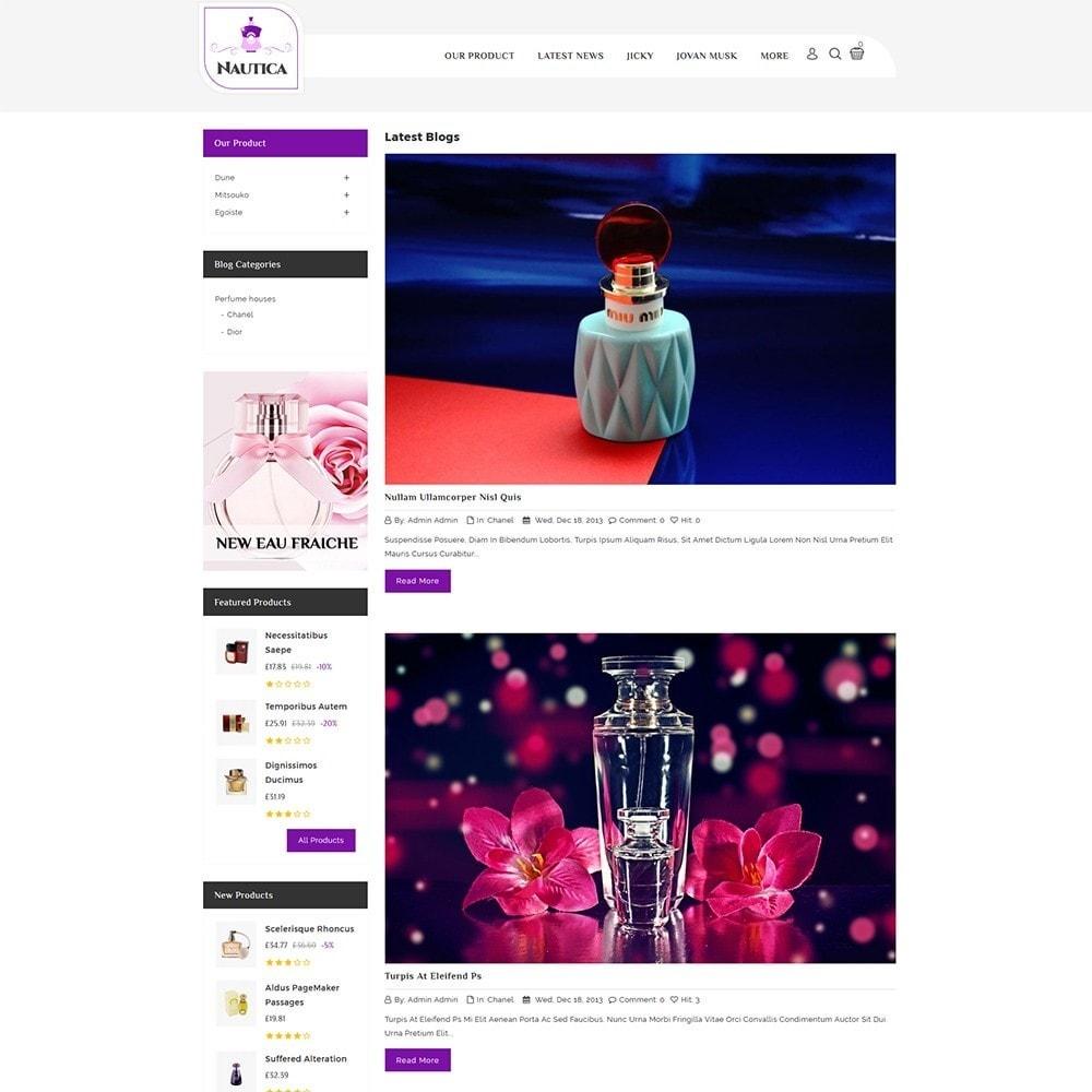 theme - Saúde & Beleza - Nautica Perfume Store - 7