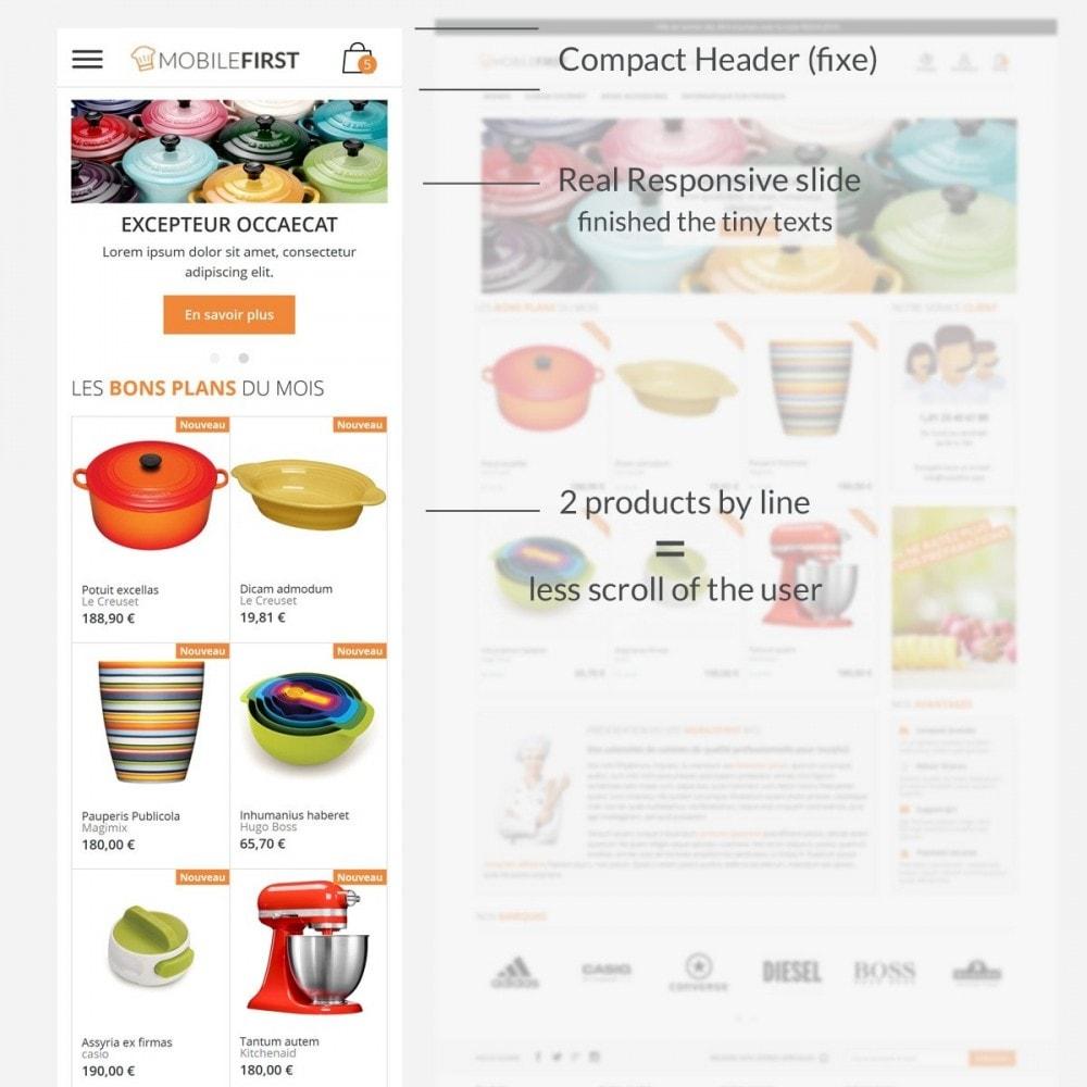 theme - Eten & Restaurant - Mobilefirst - 3