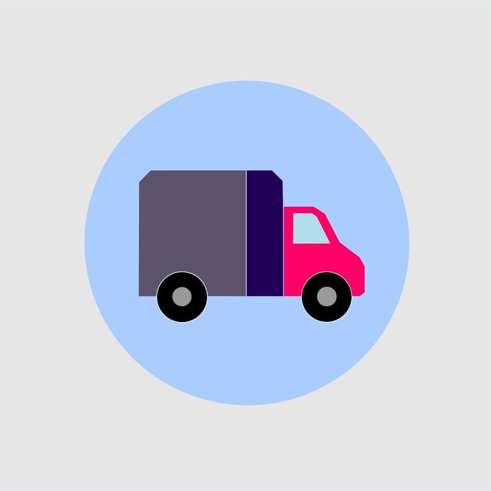 module - Shipping Carriers - Carrier Bulk Update - 1