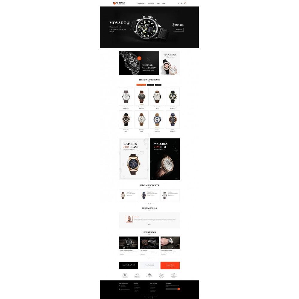 theme - Bijoux & Accessoires - Times Watch - 2