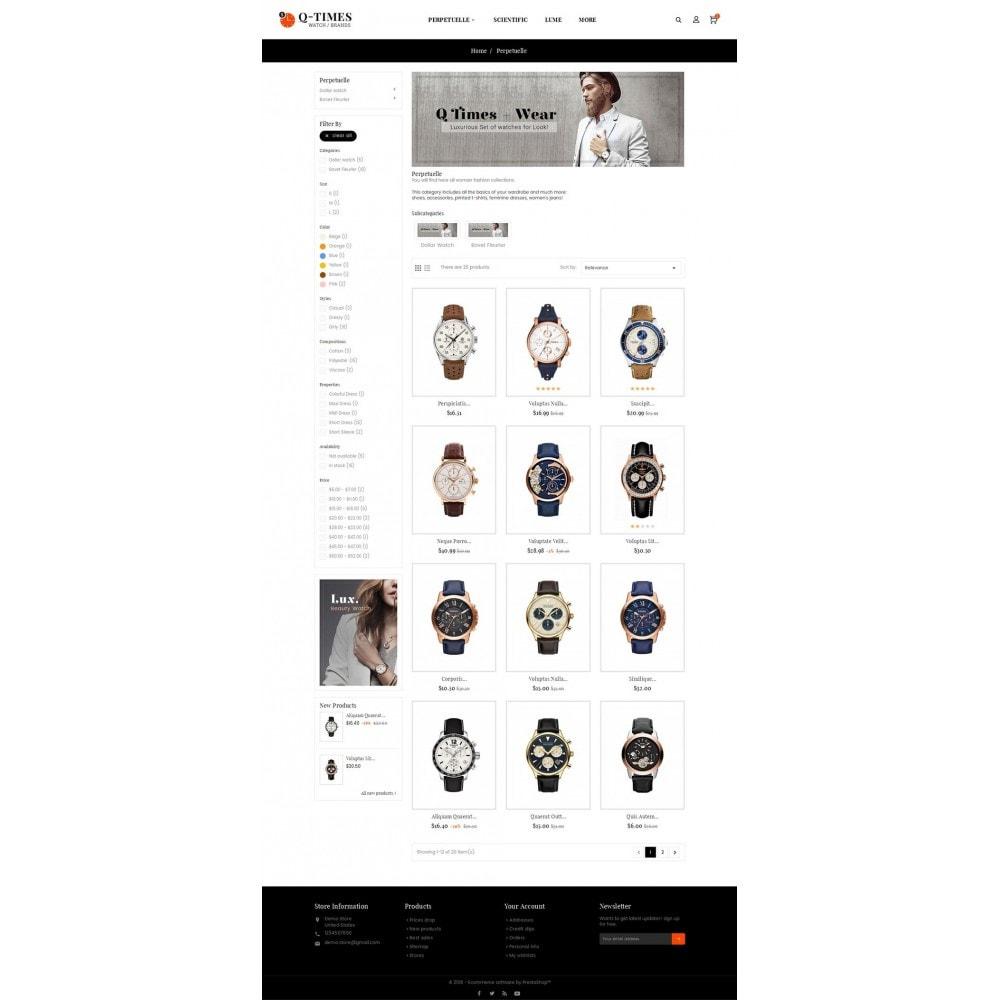theme - Jewelry & Accessories - Times Watch - 3