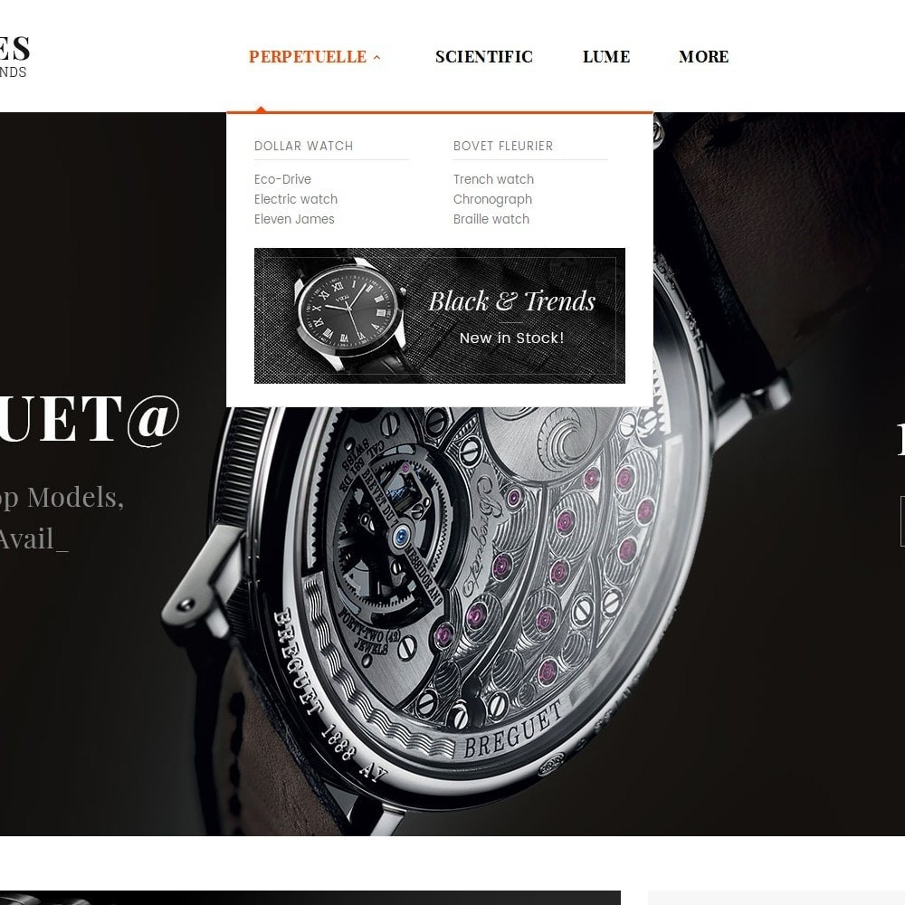 theme - Jewelry & Accessories - Times Watch - 9