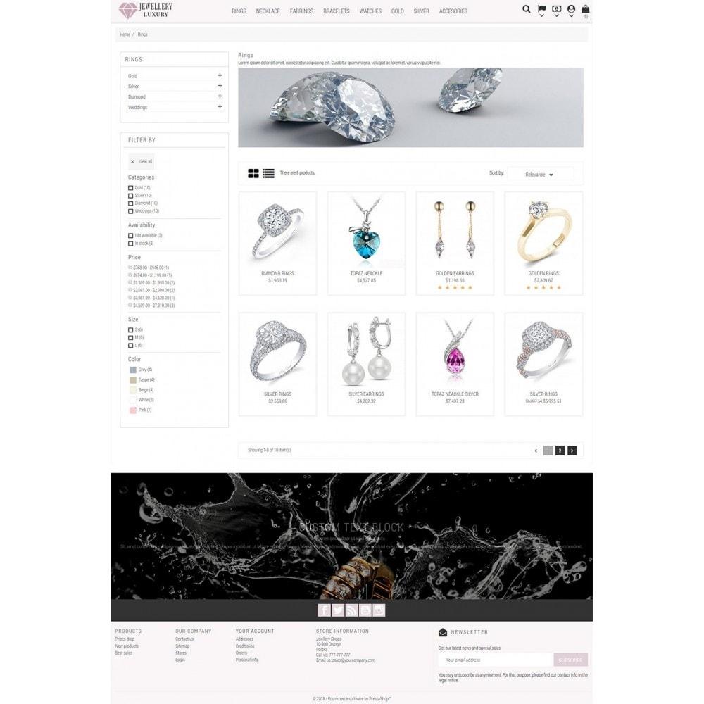 theme - Biżuteria & Akcesoria - Jewellery Luxury - 5