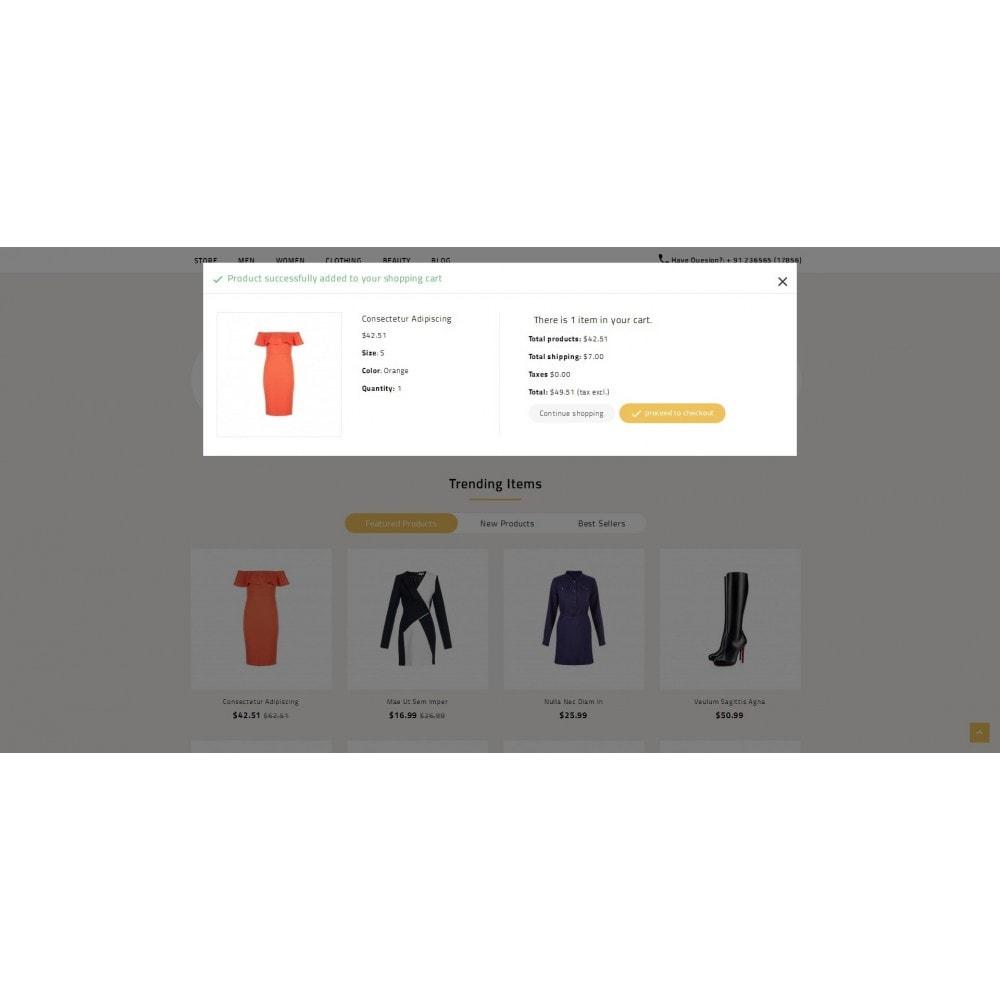 theme - Moda y Calzado - Feodora Fashion - 7