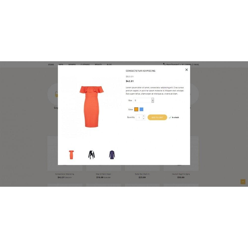 theme - Moda y Calzado - Feodora Fashion - 8
