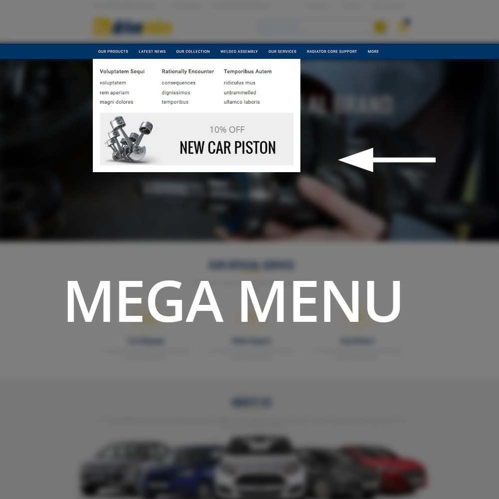 theme - Auto & Moto - Driverides Motor Shop - 8