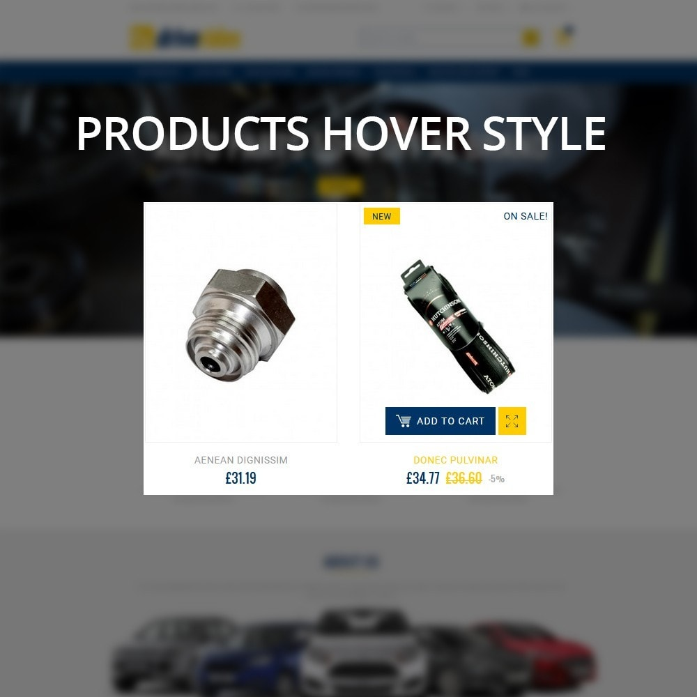 theme - Auto & Moto - Driverides Motor Shop - 10