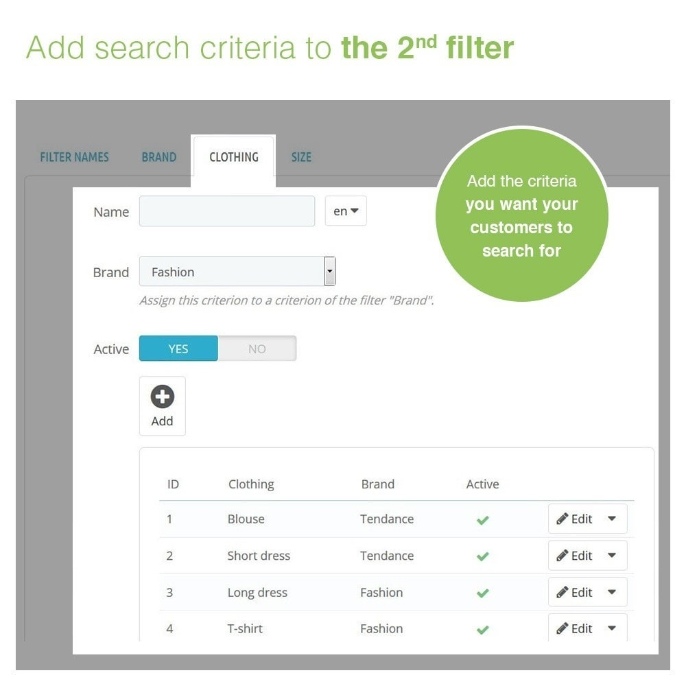 module - Ricerche & Filtri - Advanced Product Search Bar with 3 Filters - 6