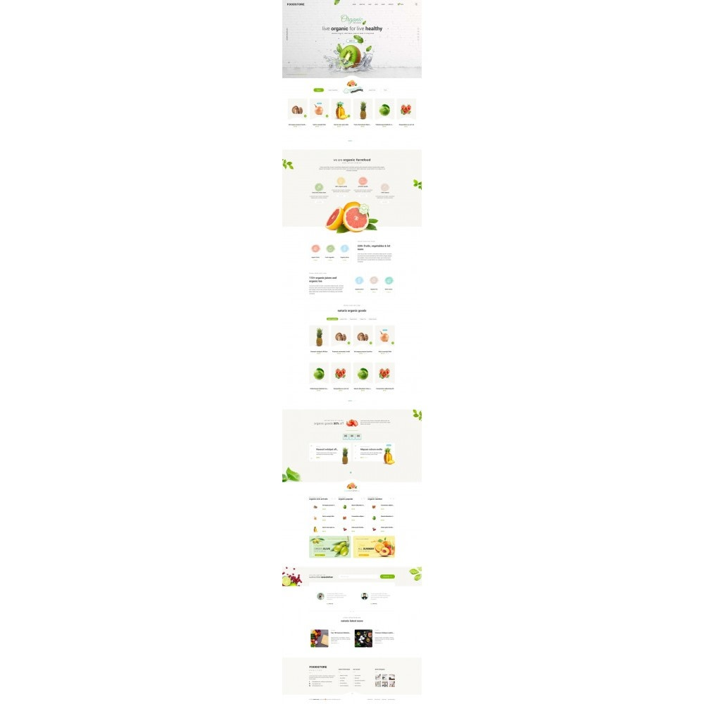 theme - Food & Restaurant - FoodStore - 6