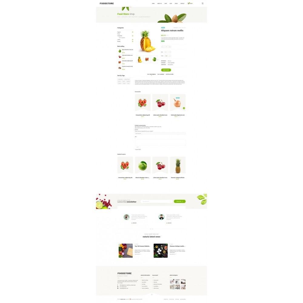 theme - Gastronomía y Restauración - FoodStore - 9