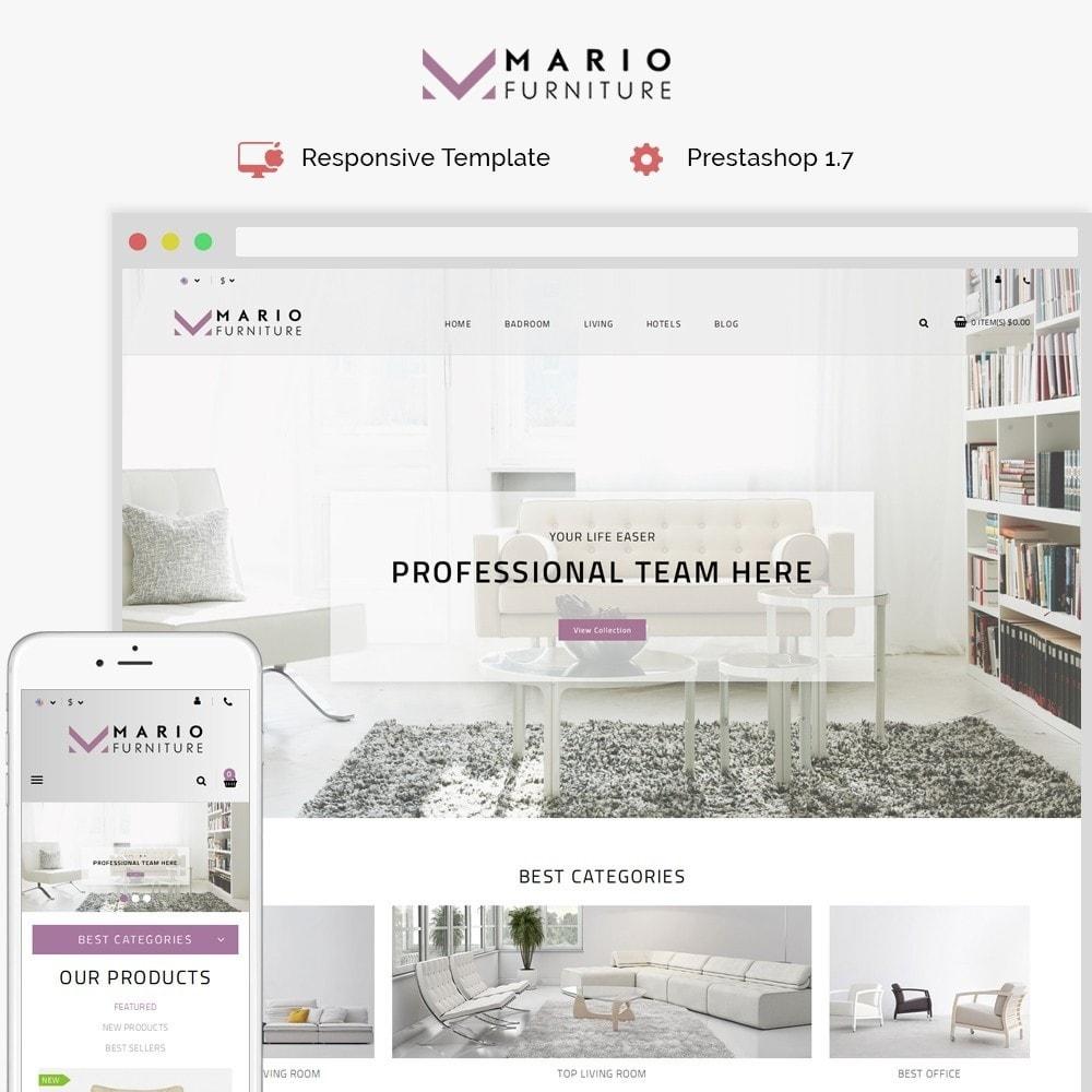 theme - Dom & Ogród - Mario Furniture Shop - 1