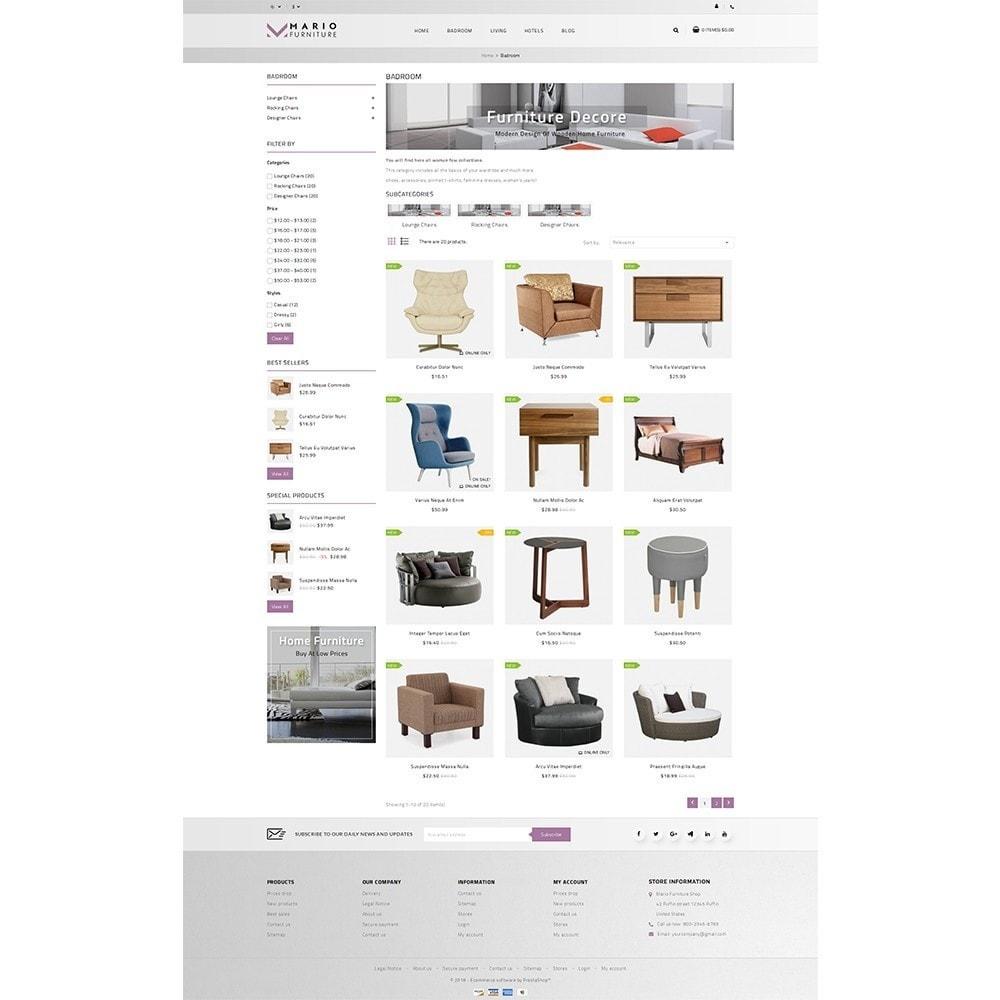 theme - Dom & Ogród - Mario Furniture Shop - 3