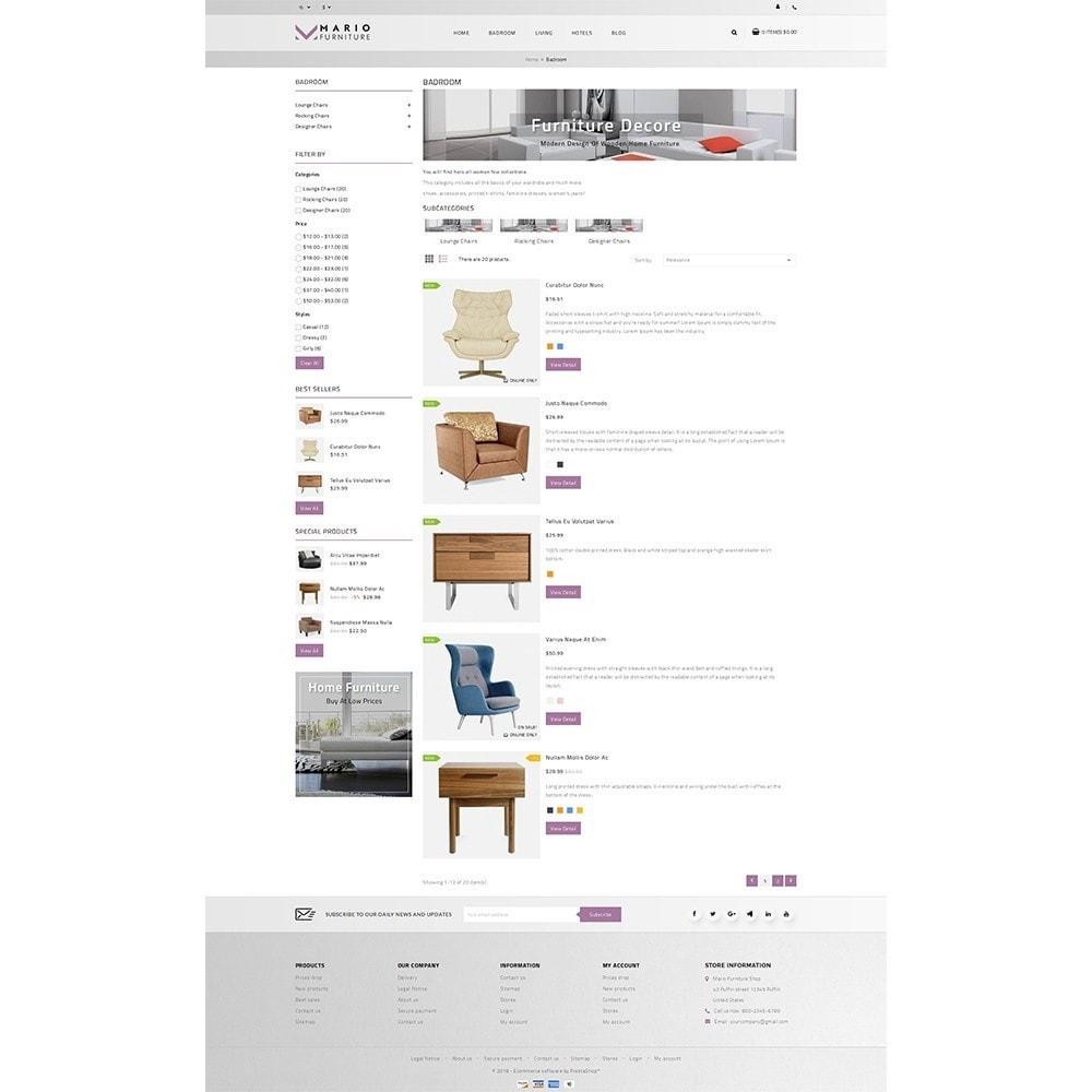 theme - Dom & Ogród - Mario Furniture Shop - 4