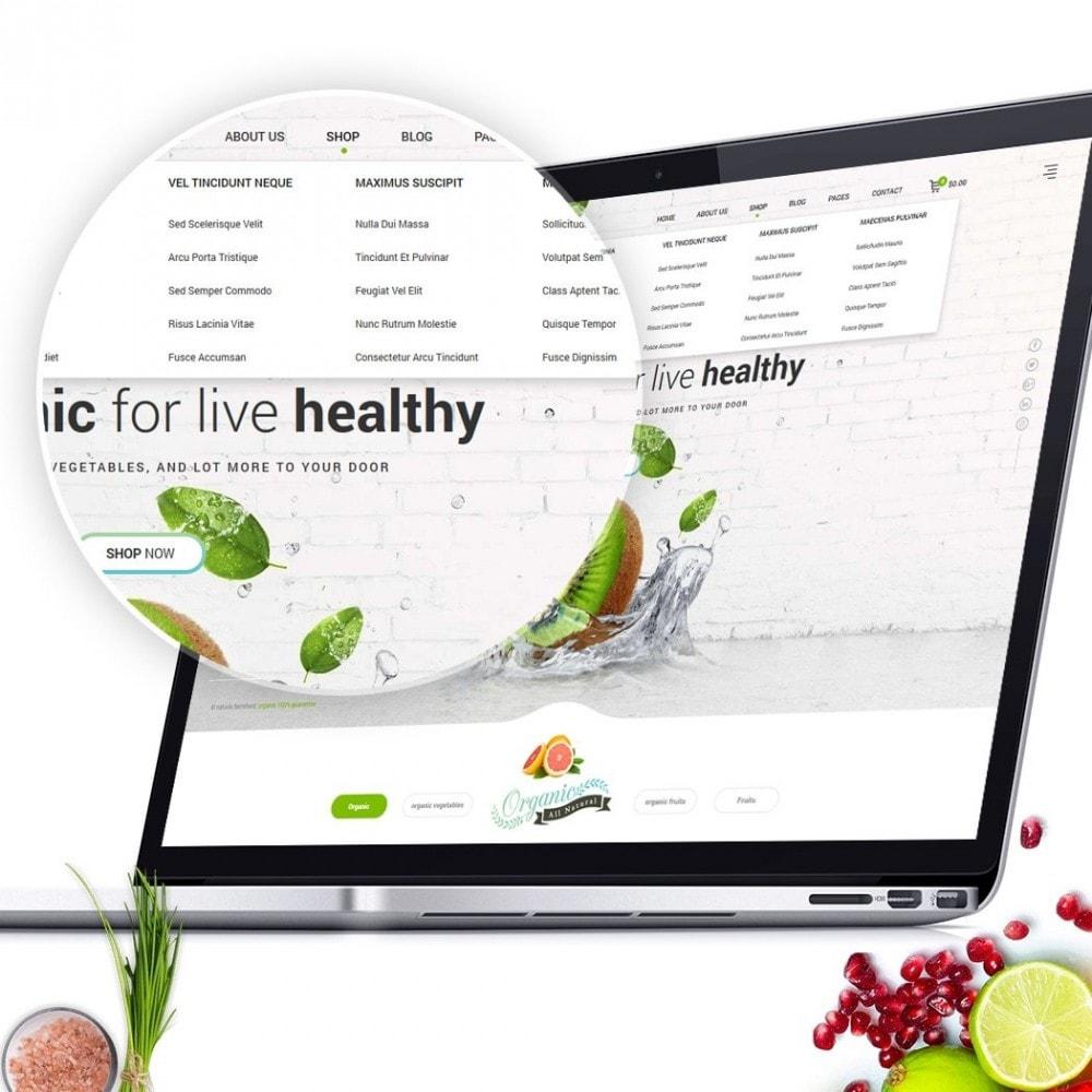 theme - Lebensmittel & Restaurants - FoodStore II - 2