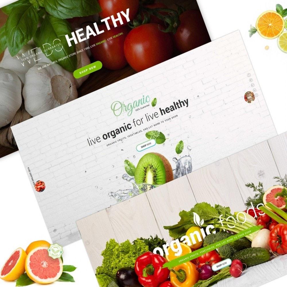 theme - Lebensmittel & Restaurants - FoodStore II - 4