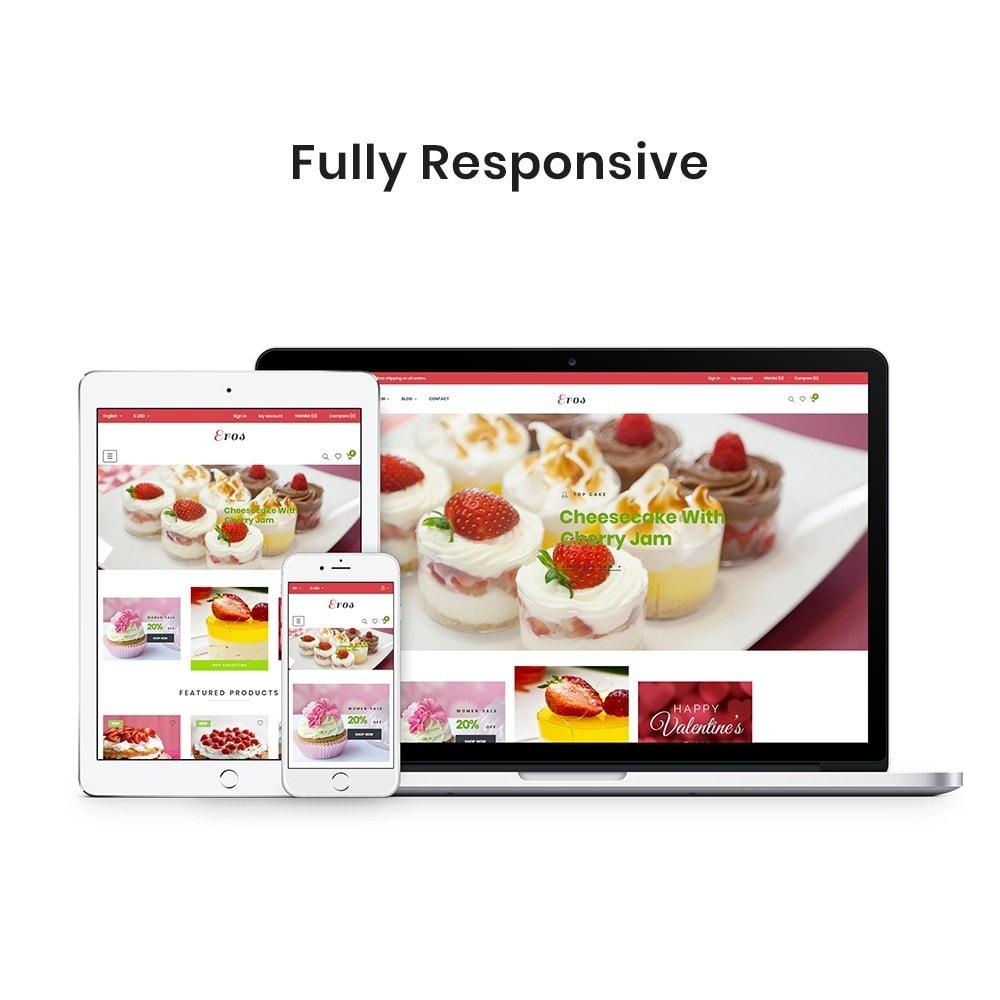 theme - Food & Restaurant - Leo Eros Cake Store - 1