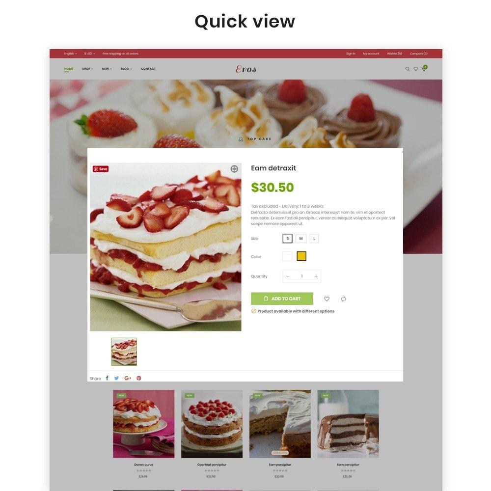 theme - Food & Restaurant - Leo Eros Cake Store - 6