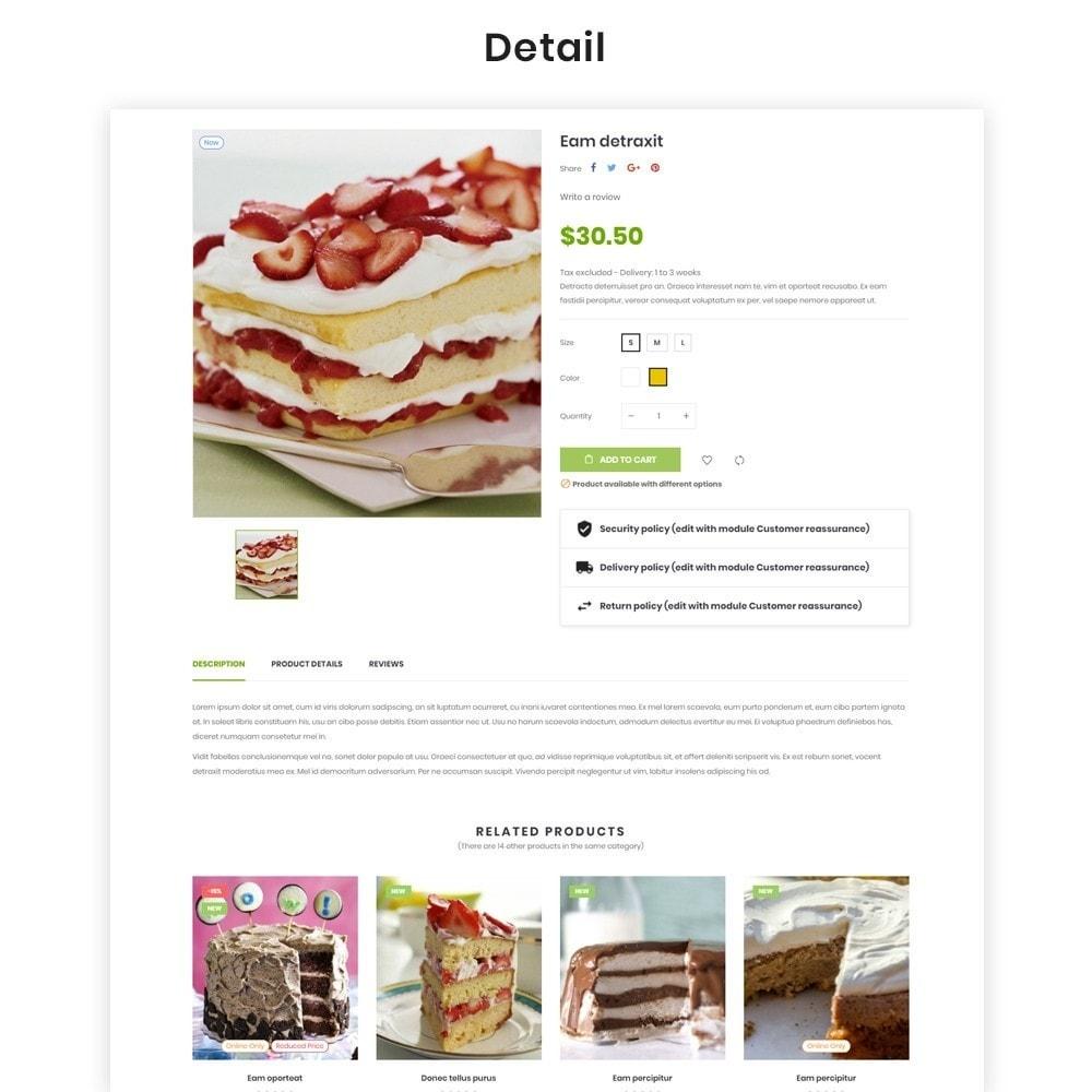 theme - Food & Restaurant - Leo Eros Cake Store - 7
