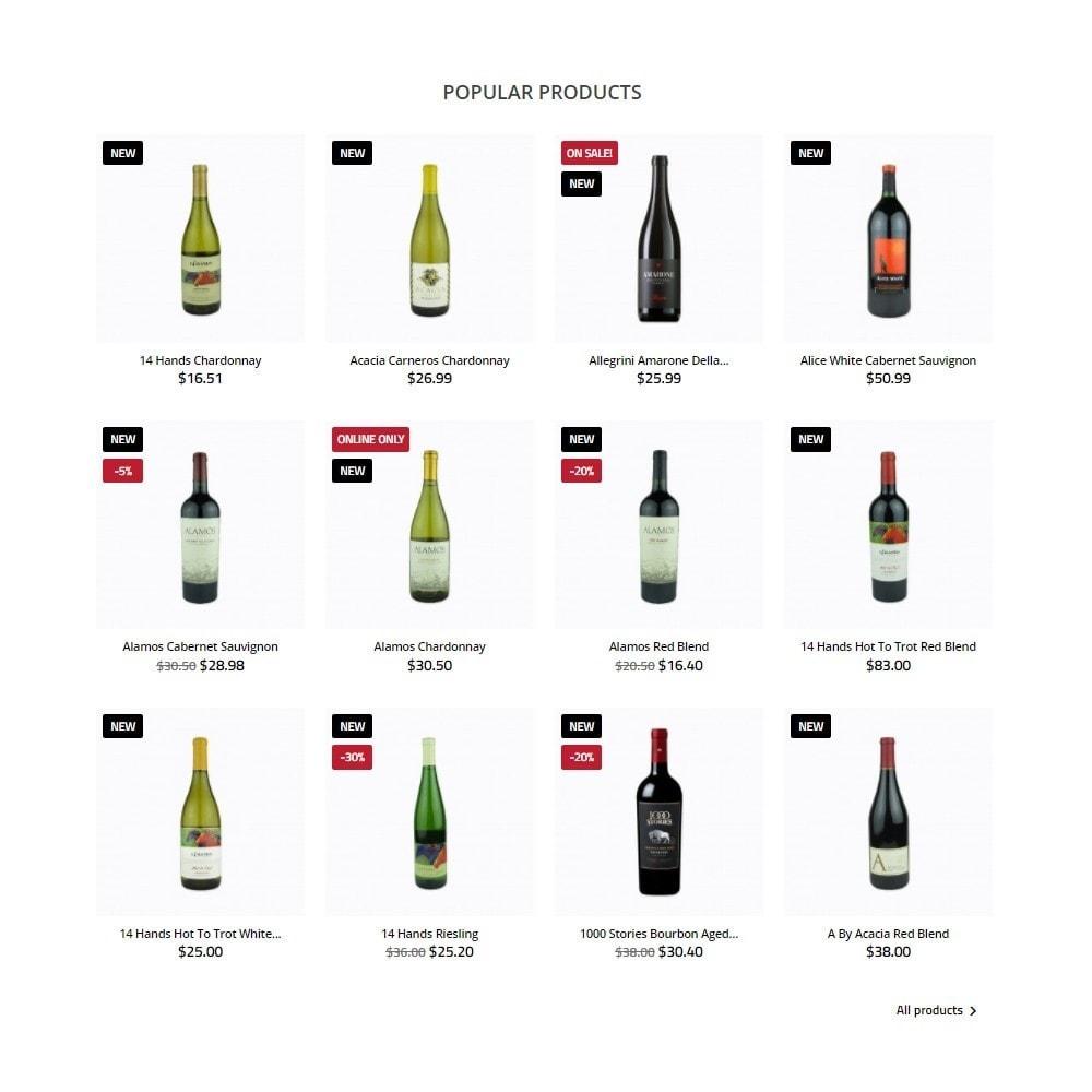 theme - Drink & Wine - World Wine Shop - 3