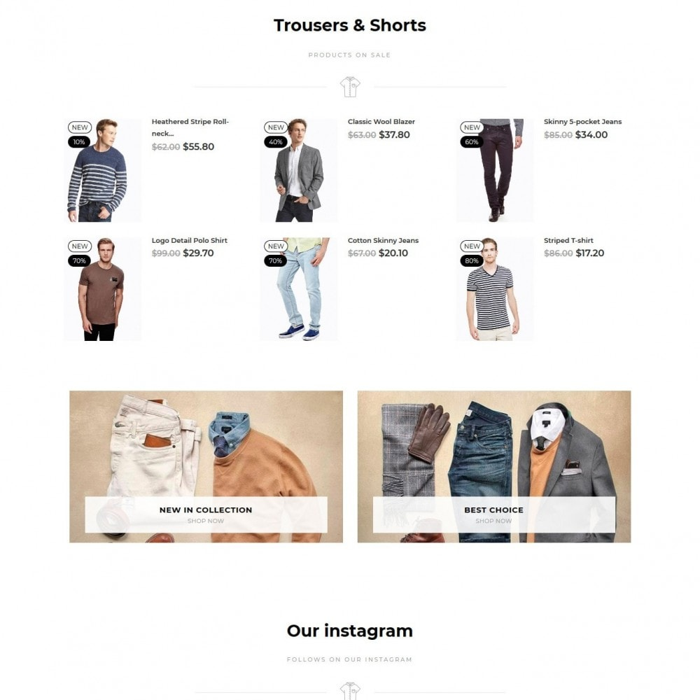 theme - Mode & Chaussures - Cobba Men's Wear - 5