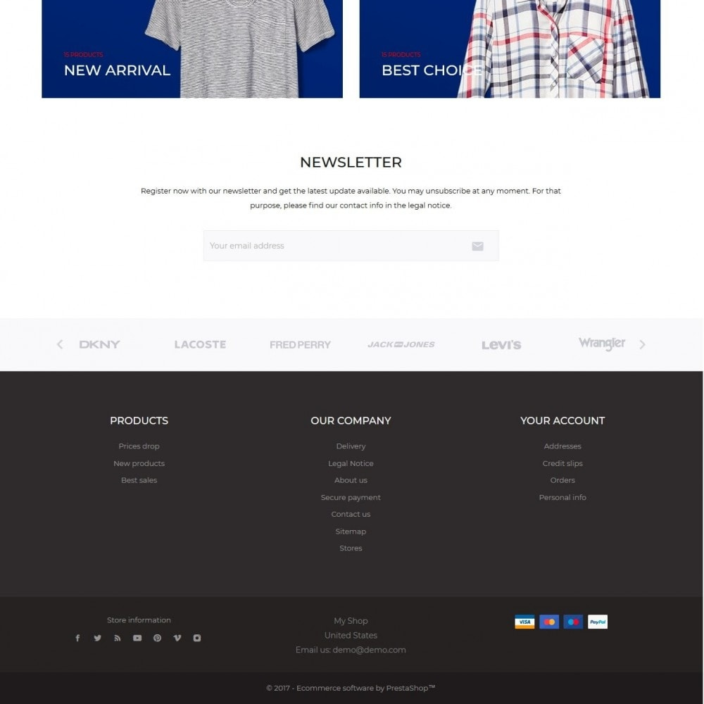 theme - Moda & Obuwie - Instinct Fashion Store - 5