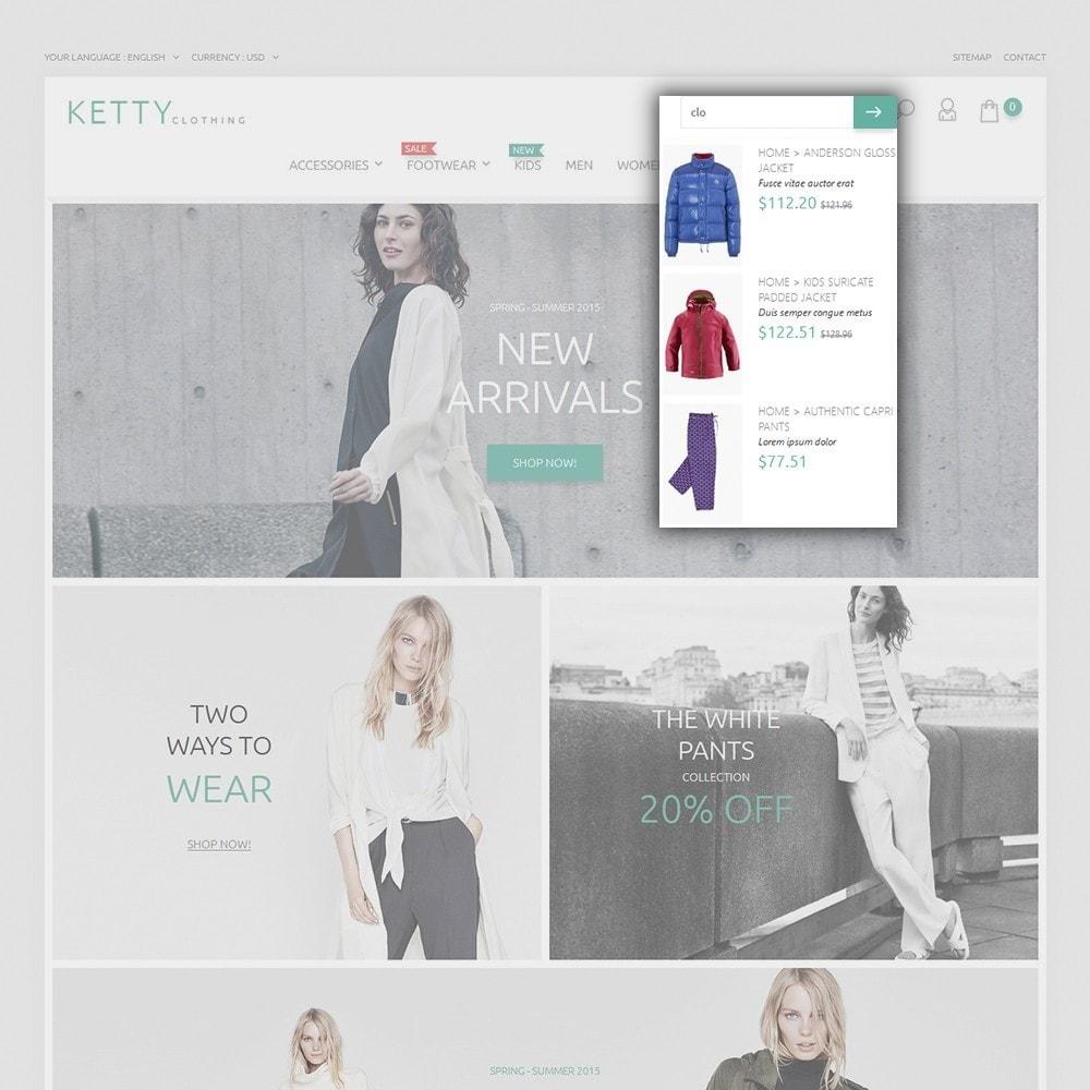 theme - Мода и обувь - Ketty Clothing - 5