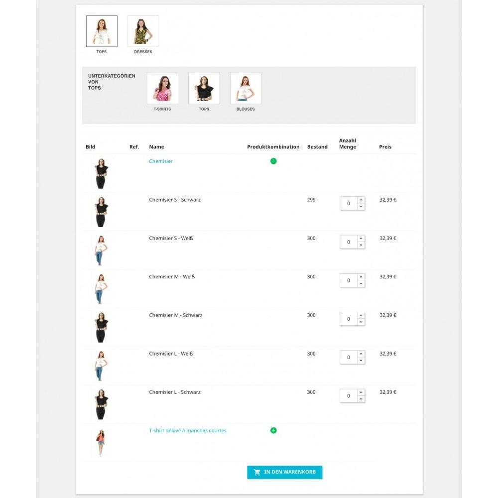 module - Anmeldung und Bestellvorgang - Bestellformular - 4
