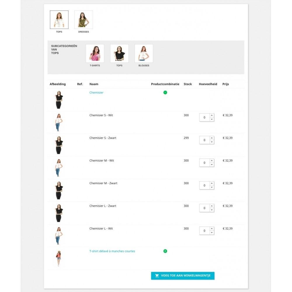 module - Registratie en Proces van bestellingen - Bestellingsformulier - 4