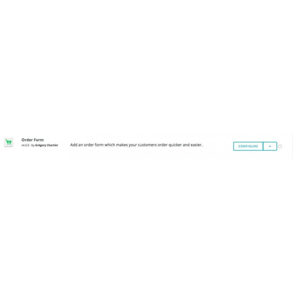 module - Registration & Ordering Process - Order Form - 8
